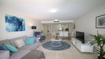 Photo for BEACHSIDE UNIT WITH A TOUCH OF LUXURY