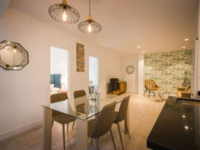 Photo for Premium Alameda 2 apartment in Centro with WiFi, air conditioning & lift.
