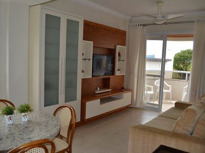 Photo for Apt 30 meters from the sea, 2 bedrooms with excellent location.