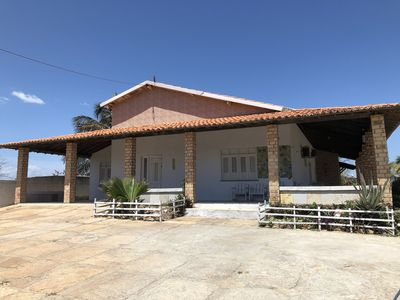 Photo for House with pool in Atalaia Luís Correia