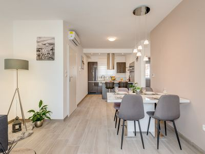 Photo for La vie est belle modern apartment in Trogir center