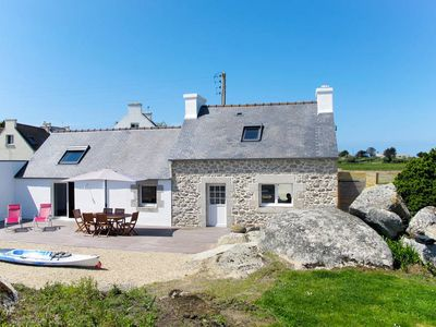 Photo for Vacation home in Kerlouan, Finistère - 6 persons, 3 bedrooms