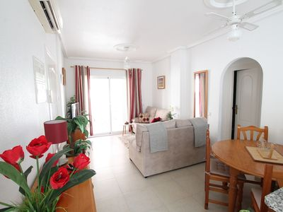 Photo for Lovely Apartment in Rojales / Ciudad Quesada near Marquesa Golf