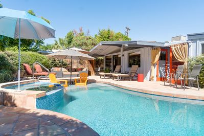 Pool - Welcome to Palm Desert! This resort-style retreat is professionally managed by TurnKey Vacation Rentals.