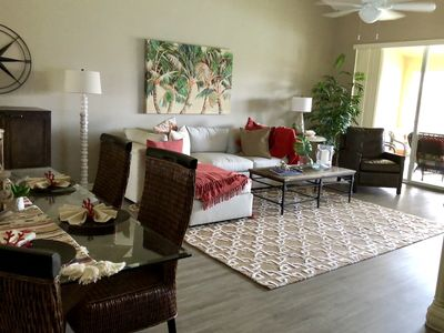 Photo for At Pelican Strand- Naples, Fl .   Newly remodeled condo ...Great winter rental!