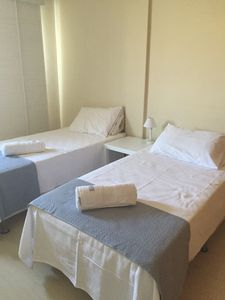 Photo for Ipanema 2Q with air-Wi Fi / Tv for 4 people