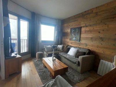 Photo for Very nice quiet and cozy 3 rooms 2 bedrooms 6 pers Residence Thuya Renovated