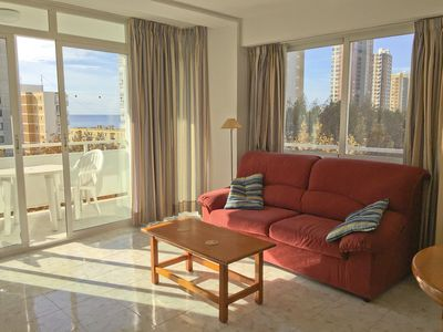 Photo for Comfortable apart, very central. 400m beach.