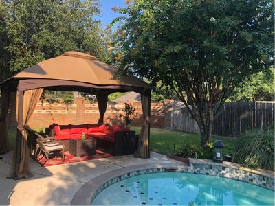 Photo for Charming Home With Pool Near Energy Corridor