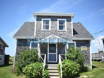 Photo for Adorable Beach Cottage, Ocean Views, Private Deck, Easy Walk to Beach