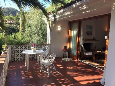 Photo for Seaside oasis - Holiday home on a 500 sq.m garden property