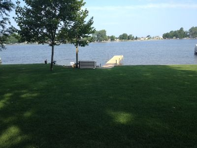 Photo for Fish Lake - All Sports Lake Front Home, Shopping & Notre Dame