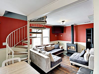 Photo for New Listing! Colorful Condo w/ Gas Stove - Walk to Downtown & Skiing