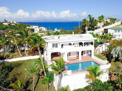 Photo for Gorgeous 3 Bedroom Ocean View Villa with Private Pool!