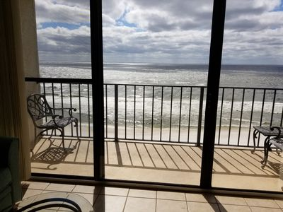 Photo for Edgewater, Ocean Front, 1 BR, 1 Bath,