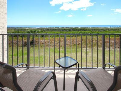 Photo for Oceanfront villa w/ ocean views, shared pool/hot tub & nearby beach access!