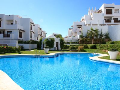 Photo for 342 Golf Hills - Apartment for 6 people in Estepona
