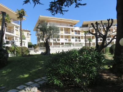Photo for Cannes large studio Residence, quiet, private parking.