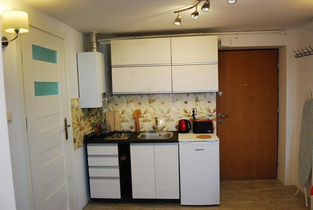 Studio Apartment In Warsaw With Washing Machine Pruszkow
