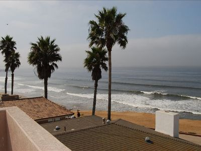 Charming I BR Apt Pacific Beach, Attached to Ocean Front Home.