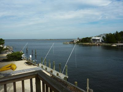 Photo for New Listing! Harvey Cedars Waterfront 6 Bdrm Beach House w/ Loft!