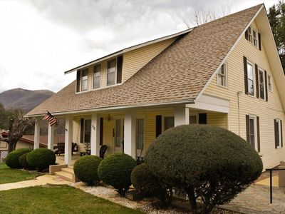 Photo for Walk out the Door into Downtown Historic Waynesville! HUGE Home, Plenty of parking!