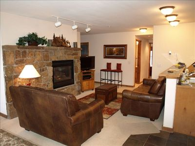 Photo for Deluxe Ski Condo - Great Location - Ski-in/Ski-out