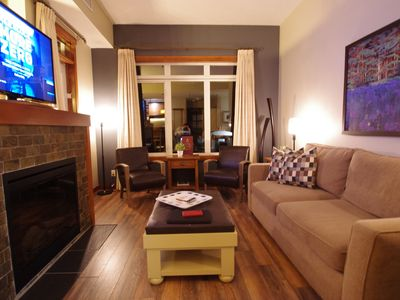 Photo for Top floor Penthouse Style with incredible views, Premium Stayz Canmore