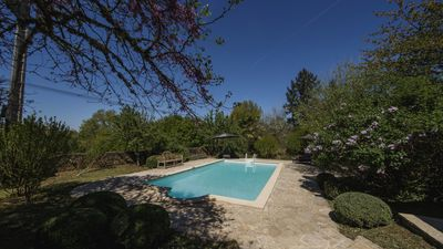 Photo for Beautiful villa for 4 people with private pool  now an offer!!