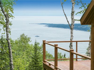 Photo for 3BR House Vacation Rental in Baie-St Paul, QC