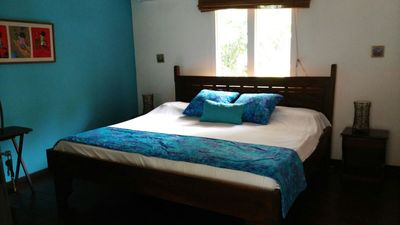 Photo for Coralina1 comfortable chic bungalow *AC* - Bungalow for 4 people in Punta Uva