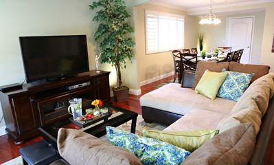 Family Room #1 & Dining Room #1