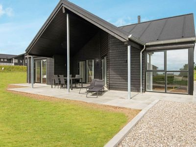 Photo for Captivating Holiday Home in Jutland by the Sea