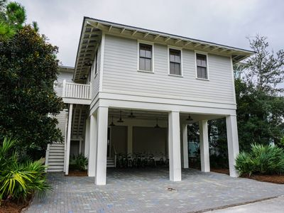 Photo for Nice Carriage House/Sleeps 4/Close to Beach Club, Phase One. Watercolor