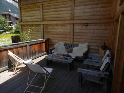 Photo for Chalet Ebène near the outskirts of the city center 5 bedrooms 3 bathrooms / toilets 4 WC
