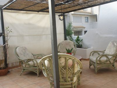 Photo for House with sunny patio