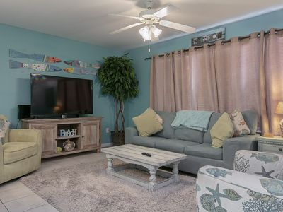Photo for HAVE A BALL with Kaiser in Three C's #102: 2 BR/2 BA Condo in Gulf Shores Sleeps 8