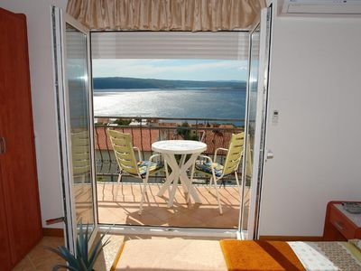 Photo for Holiday apartment Dramalj for 2 - 3 persons - Holiday apartment