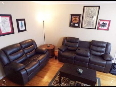 Photo for Entire Duplex! Both sides! Centrally Located!