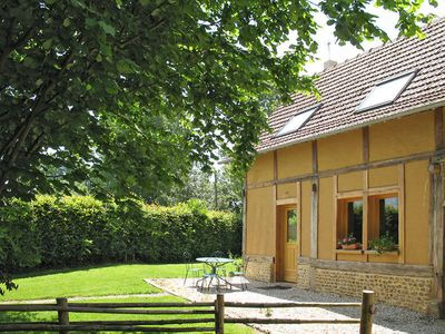 Photo for Vacation home La Bosselette  in Rosay - Saint Saens, Normandy / Normandie - 4 persons, 1 bedroom