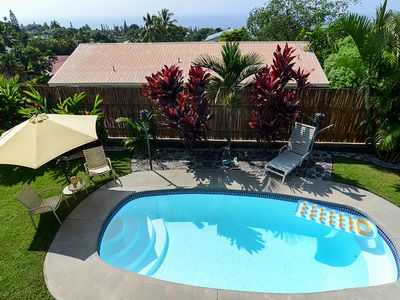 Photo for 1BR Kailua-Kona Apt w/Private Saltwater Pool