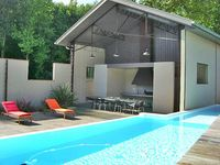 Very well equipped and stylish holiday house