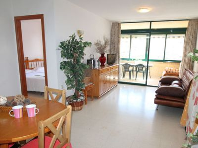Photo for Apartment Entreplayas in Benidorm - 3 persons, 1 bedrooms