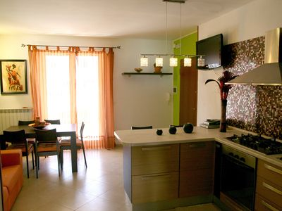 Photo for Beach and cultural holidays in Otranto - Apartment Giove