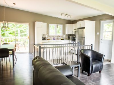 Photo for Quebec city! 4 bedrooms Updated House