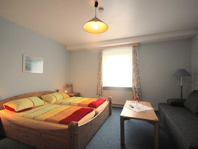 Photo for Room 8 with shower / WC on the upper floor - Baltic Sea view - Pension Pohnsdorfer Mühle guest rooms