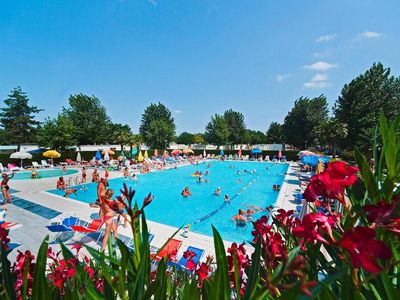 Photo for Mobile Homes Butterfly Village, Peschiera  in Südlicher Gardasee - 5 persons, 3 bedrooms