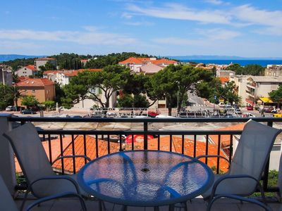 Photo for Apartment / app. for 6 guests with 65m² in Makarska (73628)