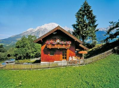 Photo for Holiday house Leogang for 6 - 8 persons with 4 bedrooms - Holiday house