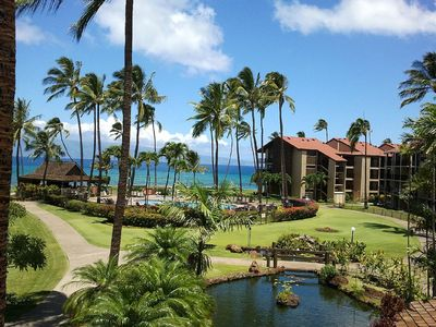 Photo for Beautiful Ocean Front One Bedroom Recently Remodeled Condo In Beautiful Maui